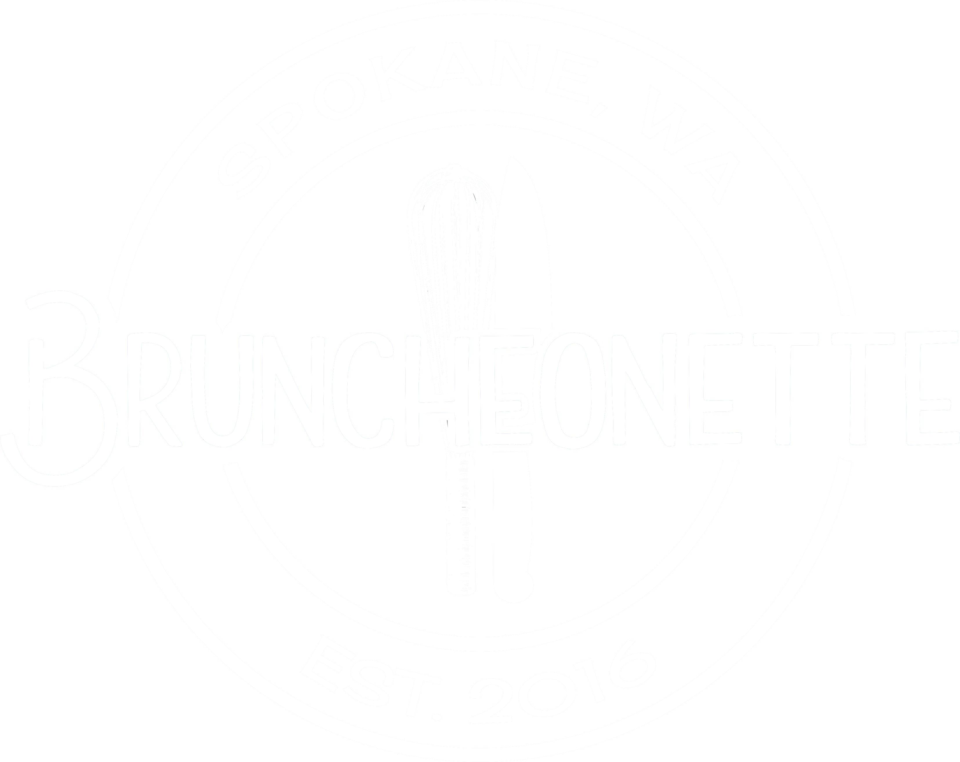 Bruncheonette Spokane WA Logo