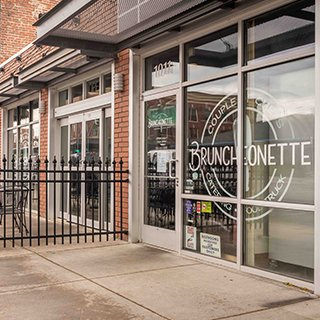 Bruncheonette Spokane exterior Brunch gift cards